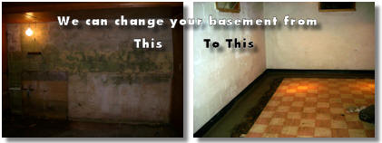 Burry's Basement Waterproofing
